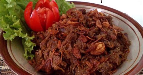 resep empal daging mudah  sederhana enak