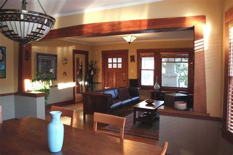 interior colors for craftsman style homes bungalows craftsman style bungalow and bungalow interiors