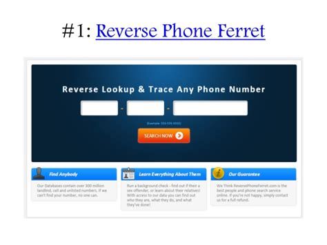 Best Site For Phone Lookup 3 Websites To Phone Number Lookup For Free