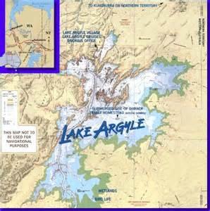 lake argyle map