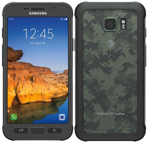 Samsung Galaxy S7 Active Samsung Galaxy S7 Active With Snapdragon 820 4gb Ram