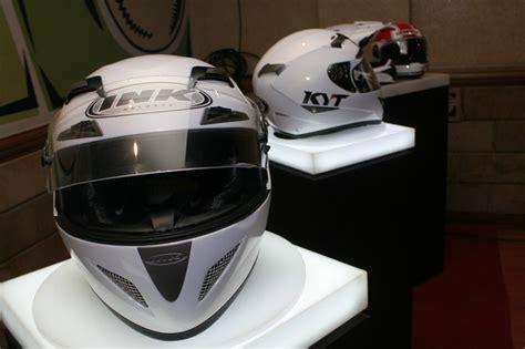 Helm Kyt Dan Ink 5 helm baru kyt pakai pompa udara gilamotor