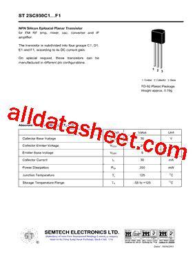 transistor c930 datasheet 18 images kumpulan skema isurganteng site s st2sc930c1 datasheet