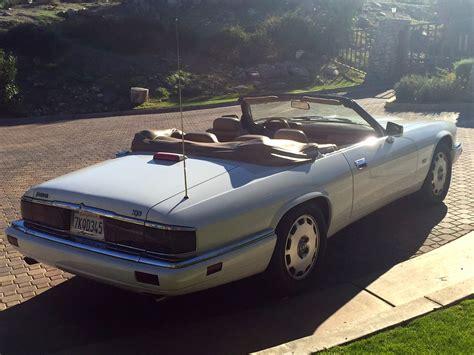 jaguar xjs 4 0 review 1996 jaguar xjs convertible reviews