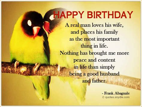 Husband Birthday Card Quotes Birthday Quotes For Husband Quotes And Sayings