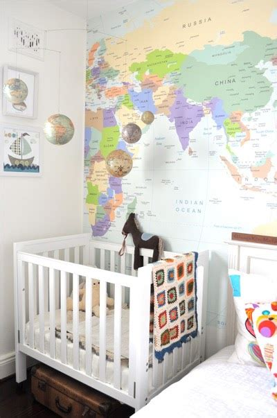 1 year old bedroom bondville one year old rowan s worldly bedroom