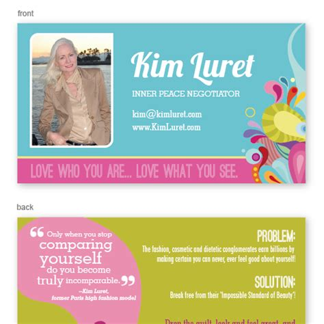 motivational speaker business card templates motivational speaker business cards choice image