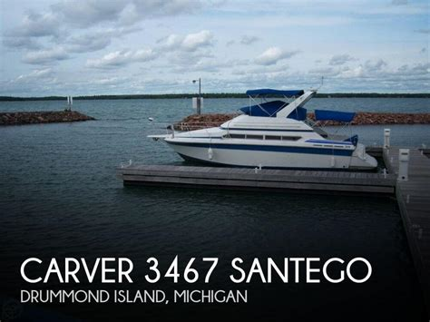 used carver boats for sale in michigan used power boats cruiser power carver boats for sale in