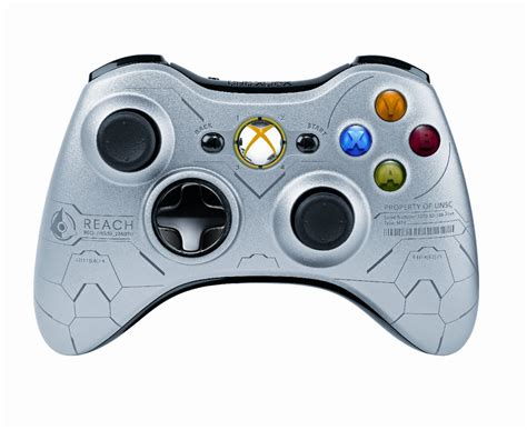 xbox 360 controller with fan halo reach xbox one controller fan made halo