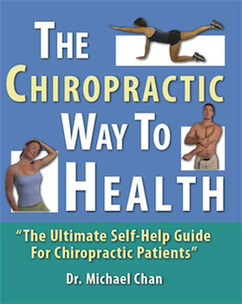 the chiropractor books the chiropractic way to health book dmchiropractic