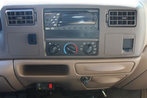 old car manuals online 2010 ford f250 instrument cluster dash rebuild ideas ipad switches cupholders etc powerstrokenation ford powerstroke