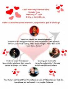 valentines day comedy valentines day comedy show