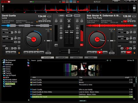 dj remix software free download full version 2013 house party 101 the best free dj software on the web