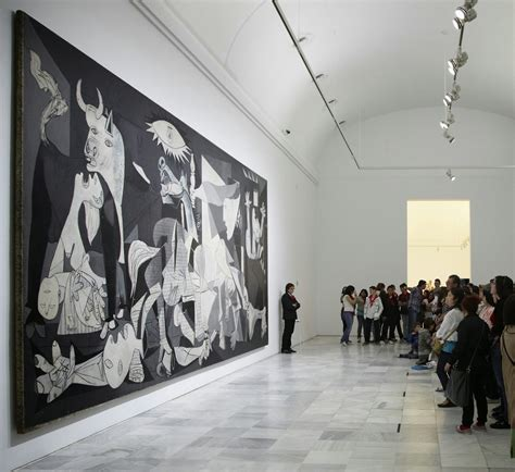 picasso paintings in madrid a creative journal of an artist guernica by pablo picasso