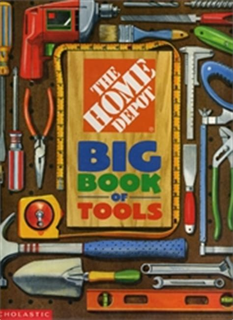 home depot big book of tools exodus books