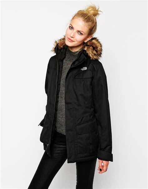 Jaket Parka Hiacket Black X Grey jacket fashion grey sweater winter jackets and the