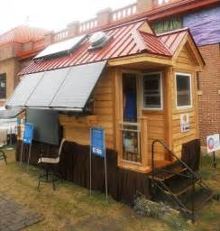 Tiny Solar House Minnesota Renewable Energy Society Tiny House Plans Minnesota