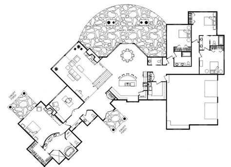 cool floor plans unique home floor plans homes floor plans
