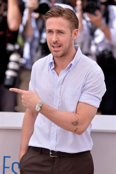 fashion tattoos for men 25 best ideas about gosling haircut on