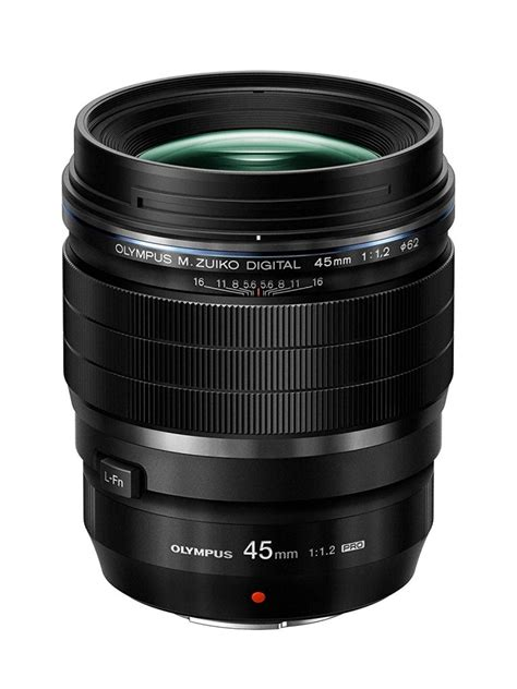 Olympus 45mm F1 8 Lens olympus m zuiko digital ed 17mm 45mm f1 2 pro lens sle