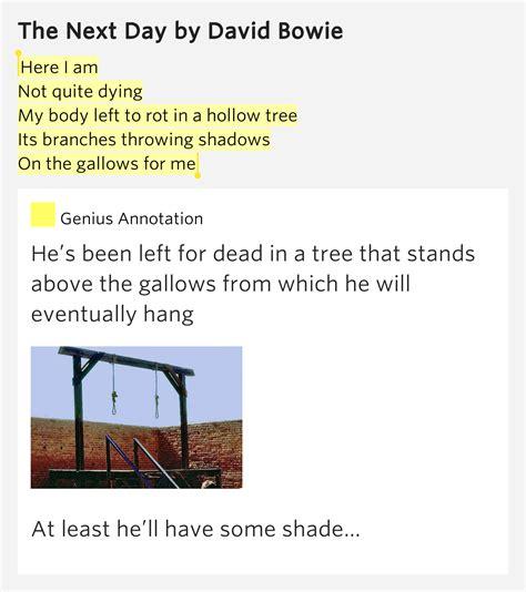 s day lyrics david bowie meaning s day lyrics david bowie meaning 28 images to david