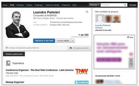 Modelo Curriculum Linkedin Ejemplo Cv Linkedin Modelo Curriculum