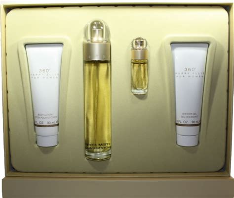 Perry Ellis 360 Set perry ellis 360 gift set for perfume oils
