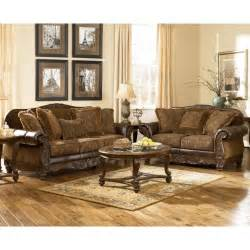 royal living room furniture signature design by ashley fresco durablend antique