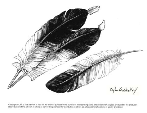 eagle feather tattoos page 2 eaglefeathers1 high speed engraving power carving