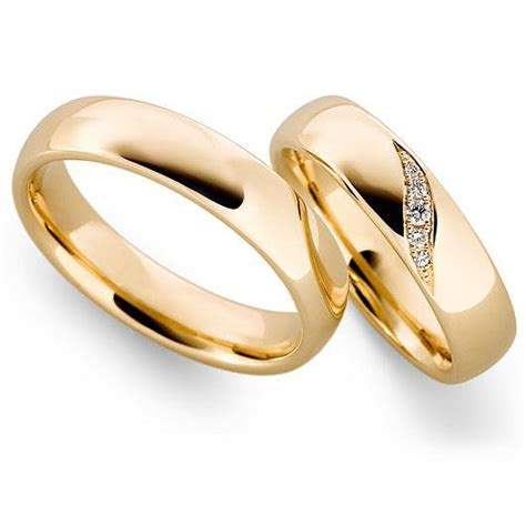 why gold wedding rings wedding promise
