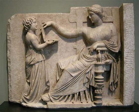 imagenes antiguas griegas 191 antigua escultura griega muestra un ordenador port 225 til