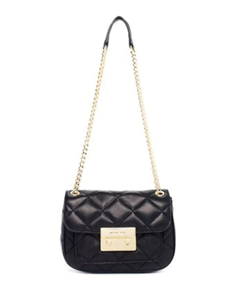 Tas Cnk Quilted Chain Mini michael michael kors sloan small quilted shoulder bag