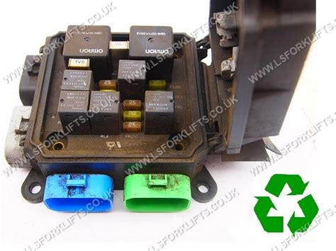 5209 Fuse Box Skring Toyota Yaris used hyster fuse box ls4915 lsfork lifts