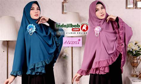 Setelan Safira Flower toko jilbab indojilbab