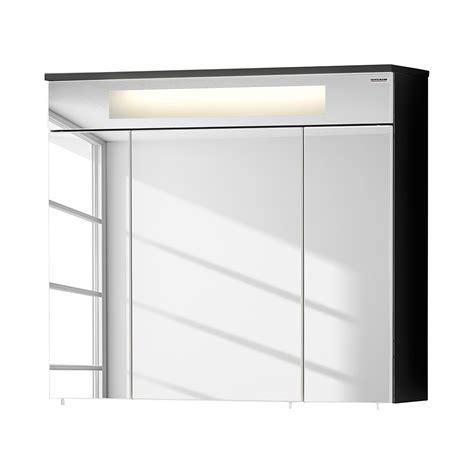 badezimmer spiegelschrank fackelmann spiegelschrank kara anthrazit wei 223 fackelmann kaufen