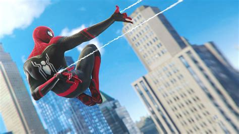 spider man   home ps game  wallpapers hd