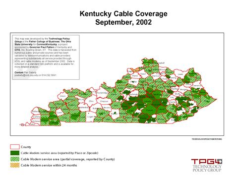 kentucky broadband map an atlas of cyberspaces census maps