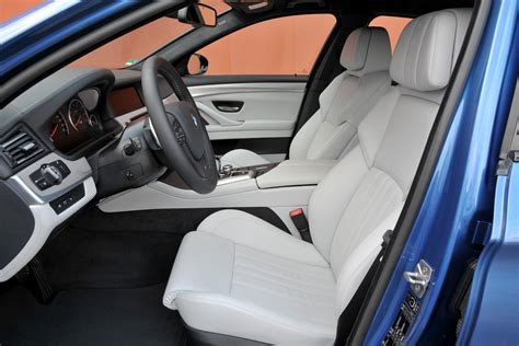 Bmw Leather Upholstery by Bmw M5 F10 White Leather Seats Bmw Post