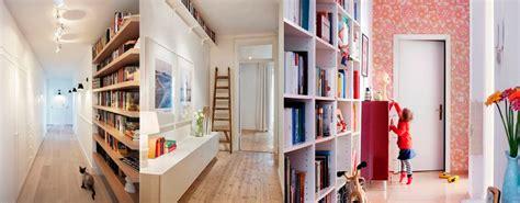 decorar pasillos con estanterias estanter 237 as en los pasillos bohochicstylebohochicstyle