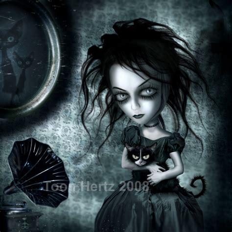 the cal 2017 gothic art a arte de toon hertz valentine voodoo