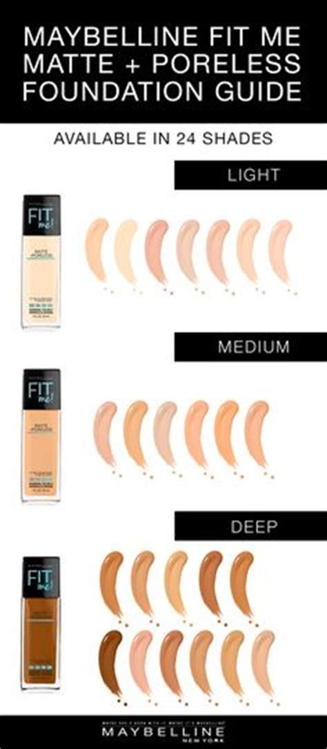 Maybelline Fit Me Foundation Warm maybelline fit me foundation matte poreless swatches shades review l r 115 ivory 230
