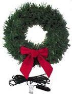 jeep wreath where 2jeep j0118 12 volt lighted wreath