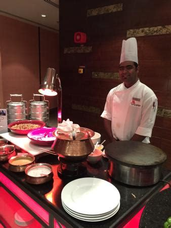 Crossroads Kitchen Doha by Indian Station With Chef Sanel Picture Of Crossroads
