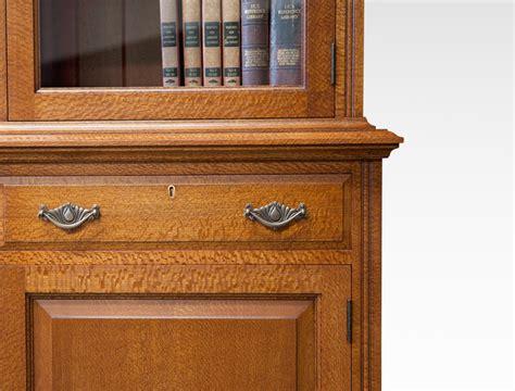 Silky Oak Bookcase Open Shelf Silky Oak Bookcase 6 Door Lacewood Furniture