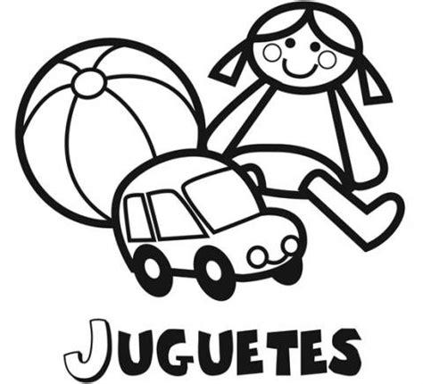 imagenes a blanco y negro para niños dibujos de juguetes para imprimir y colorear con los ni 241 os