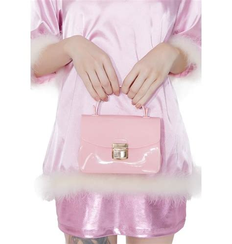 Ready Stock Nano 2 Jelly Pink pink jelly crossbody purse dolls kill