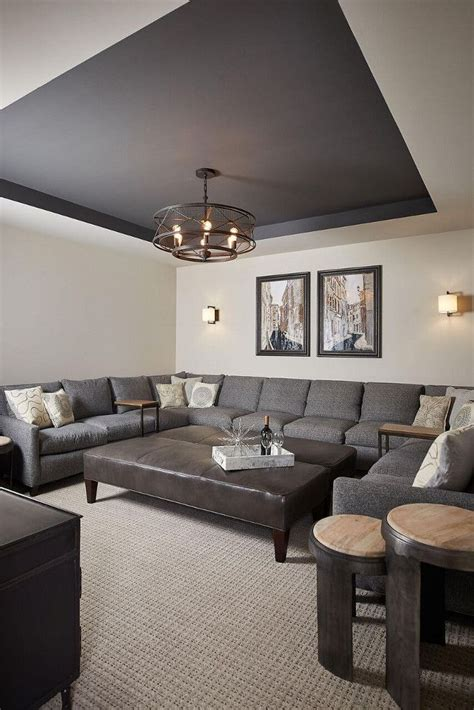 tray ceilings ideas  pinterest recessed