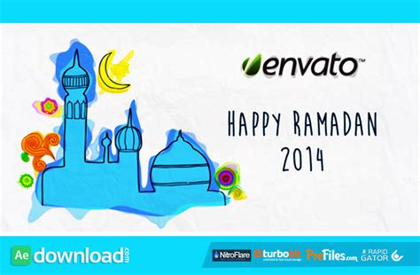 template after effects ramadan happy ramadan videohive free download free after