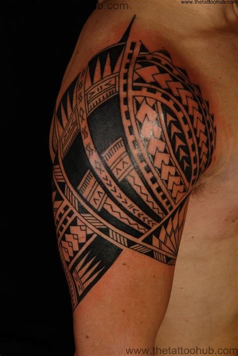 photos of tribal tattoos tribal photos 187 polynesian tribal 187 polynesian