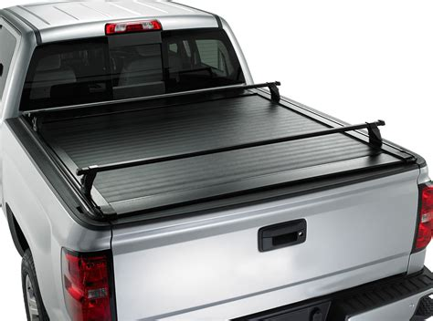 Truck Bed Rack With Tonneau Cover by Pace Edwards Multi Sport Rack System By Thule For